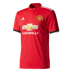 adidas Youth Manchester United Soccer Jersey (Home 17/18)