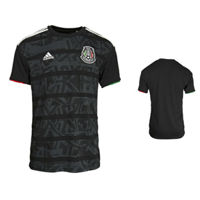adidas Youth  Mexico  Soccer Jersey (Home 19/20)