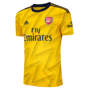 adidas  Arsenal Soccer Jersey (Away 19/20)