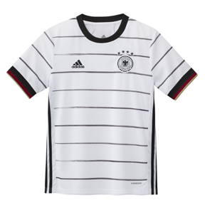 adidas Youth  Germany  Soccer Jersey (Home 20/21)