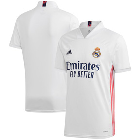 adidas  Real Madrid  Soccer Jersey (Home 20/21)