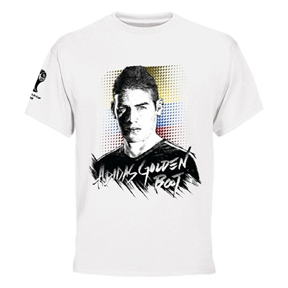 adidas James Rodriguez WC2014 Golden Boot Soccer Tee