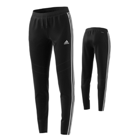 adidas Womens  Tiro  19 Soccer Training Pant (Black/White)