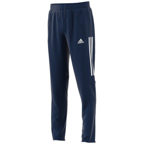 adidas Youth  Condivo 20 Soccer Training Pant (Navy Blue/White)