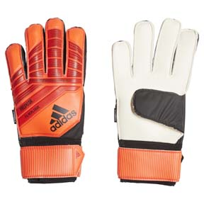 adidas Predator Top Training Fingersave Goalie Glove (Active Red)