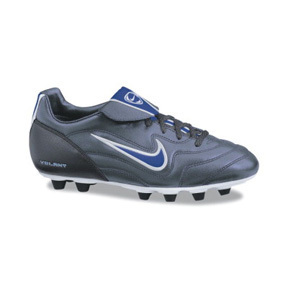 Nike Womens Volant FG-E Soccer Shoes (Graphite)