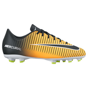 Nike Youth Mercurial Victory  VI FG Soccer Shoes (Laser Orange)