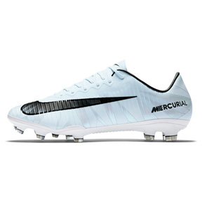 Nike  CR7  Ronaldo  Mercurial Vapor XI FG Soccer Shoes (Brilliance)