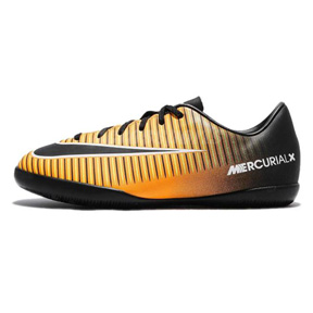 Nike Youth Mercurial Victory  VI Indoor Shoes (Laser Orange)