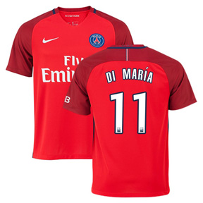 Nike Paris Saint-Germain PSG Di Maria #11 Jersey (Away 16/17)