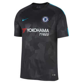 Nike Youth Chelsea Soccer Jersey (Alternate 17/18)