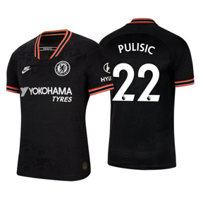 Nike Youth  Chelsea  Pulisic #22 Soccer Jersey (Alternate 19/20)