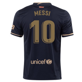 Nike Youth  Barcelona  Lionel Messi #10 Jersey (Away 20/21)
