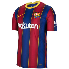 Nike Youth  Barcelona  Soccer Jersey (Home 20/21)