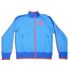 Nike Portugal N98 Soccer Track Top (Light Blue)