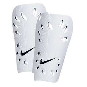Nike J-Guard Soccer Shinguard (White)