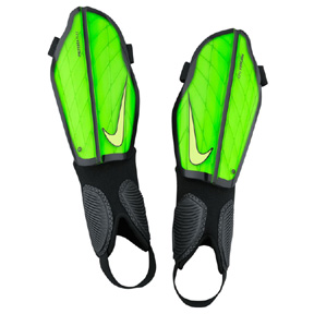Nike Protegga Flex Soccer Shinguard (Volt Green/Black)