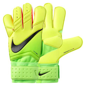 Nike GK  Vapor Grip  3 Soccer Goalie Glove (Electric/Volt)