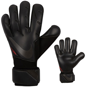 Nike   GK  Vapor Grip  3 Soccer Goalie Glove (Black/Chile Red)