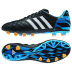 adidas 11Pro UEFA Champions League FG Soccer Shoes (Black)