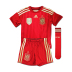 adidas Young Boy Spain Soccer Jersey Mini Kit (Home 2014)