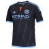adidas Youth NYCFC Soccer Jersey (Away 15/16)
