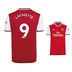 adidas Youth  Arsenal Lacazette #9 Soccer Jersey (Home 19/20)