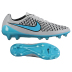 Nike Magista Opus FG Soccer Shoes (Wolf Grey/Turquoise)