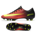 Nike Mercurial Victory  VI FG Soccer Shoes (Total Crimson/Volt)