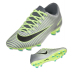 Nike Mercurial Victory  VI FG Soccer Shoes (Platinum/Ghost Green)