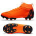 Nike Youth Superfly 6 Academy MG Soccer Shoes (Orange/Black)