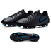 Nike Tiempo Legend 8 Academy MG Soccer Shoes (Black/Blue Hero)