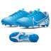 Nike Youth  Mercurial Vapor 13 Academy MG Soccer Shoes (Blue Hero)