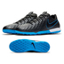 Nike  Tiempo Legend 8 Academy Turf Soccer Shoes (Black/Blue Hero)