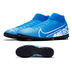 Nike Superfly 7 Academy Turf Soccer Shoes (Blue Hero/White)
