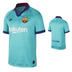 Nike Youth  Barcelona  Soccer Jersey (Alternate 19/20)