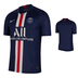 Nike Youth Paris Saint-Germain Soccer Jersey (Home 19/20)