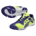 Puma Nevoa Lite Indoor Soccer Shoes (Blue/Yellow)