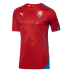 Puma Czech Republic Soccer Jersey (Home 14/15)