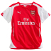 Puma Youth Arsenal Soccer Jersey (Home 14/15)