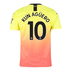 Puma  Manchester City  Aguero #10 Soccer Jersey (Alternate 19/20)
