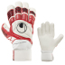 Uhlsport Eliminator Soft SF Goalie Glove (White/Black/Red)