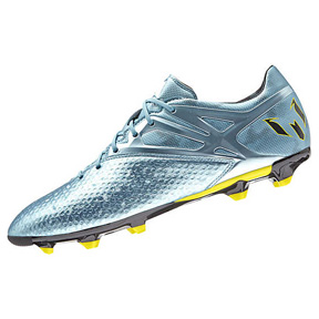 adidas Lionel Messi 15.2 TRX FG Soccer Shoes (Ice)