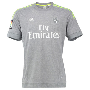 adidas Youth Real Madrid Soccer Jersey (Away 15/16)