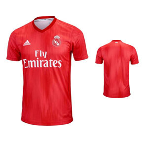 adidas Youth Real Madrid Soccer Jersey (Alternate 18/19)