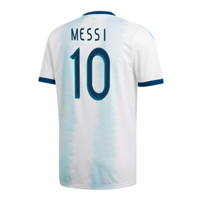 adidas Argentina  Lionel Messi #10 Soccer Jersey (Home 19/20)