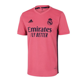 adidas Youth  Real Madrid  Soccer Jersey (Away 20/21)