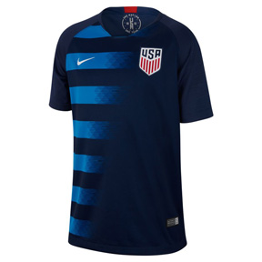 Nike Youth USA Soccer Jersey (Away 18/19)