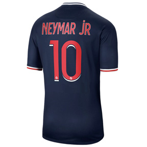 Nike Youth  Paris Saint-Germain  Neymar #10 Jersey (Home 20/21)