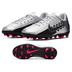 Nike Youth  Mercurial Vapor 13 Club NJR FG Shoes (Chrome/Red)
